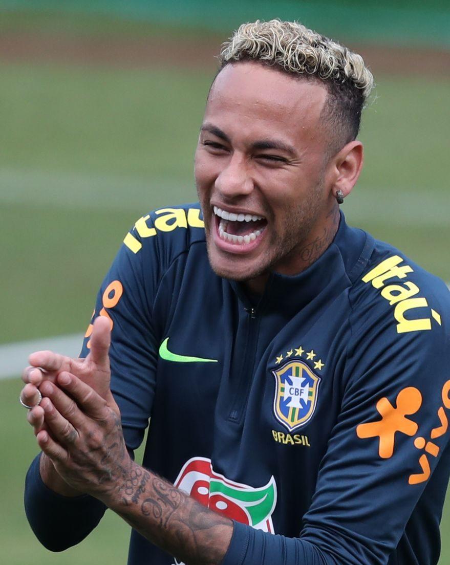 Cabelos Do Neymar Jr Todos Os Cortes Já Usados Pelo Menino