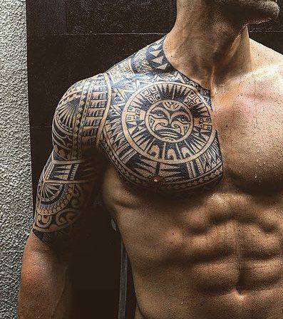 Inspirações Para Tatuagens Masculinas 2019 New Old Man
