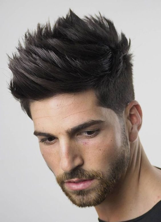 CORTES DE CABELO MASCULINO TENDÊNCIA EM 2020 - TEXTURED SPIKY HAIR OU CABELO ESPETADO TEXTURIZADO | New Old Man