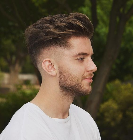 QUIFF HAIRCUTS OU CORTE COM TOPETE | New Old Man