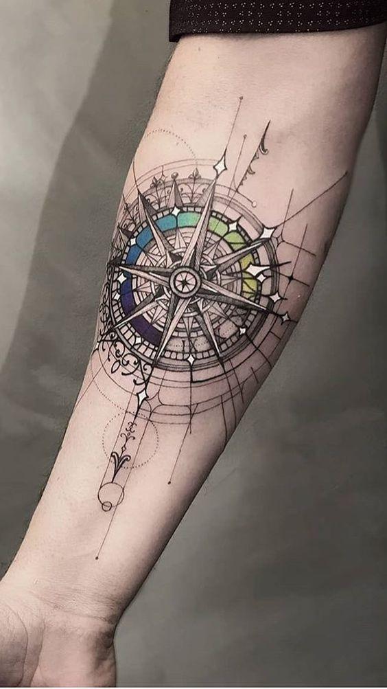 Inspiracoes Para Tatuagens Masculinas 2020 New Old Man N O M Blog