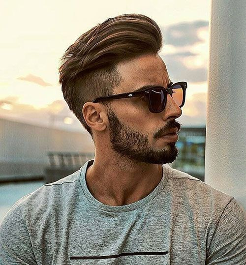 MALE HAIR CUTS FOR 2021 TEXTURIZED POMPADOUR | New Old Man