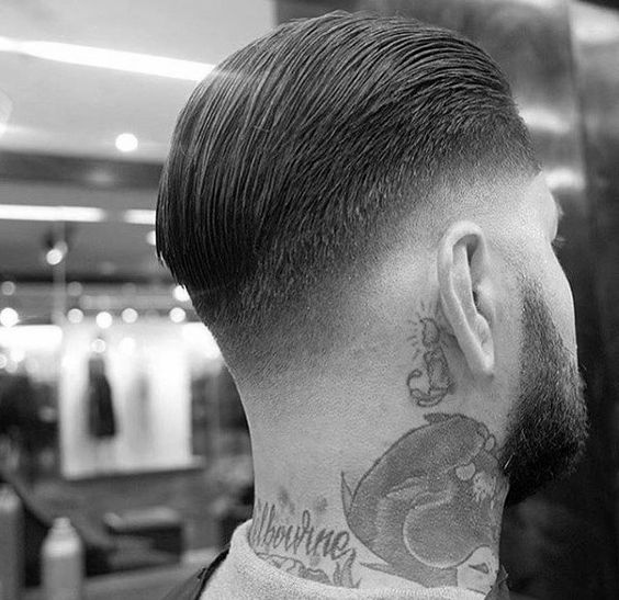 2021 MALE HAIR CUTS SLICKED BACK UNDERCUT OR HAIR BACK | New Old Man